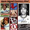 Mario Guerrero on Sportscollectors.Net