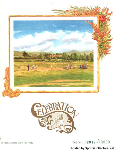 Perez-Steele Celebration Card